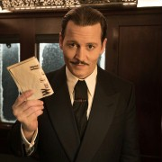 Johnny Depp - galeria zdjęć - Zdjęcie nr. 1 z filmu: Morderstwo w Orient Expressie