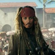 Johnny Depp - galeria zdjęć - Zdjęcie nr. 1 z filmu: Piraci z Karaibów: Zemsta Salazara