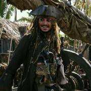 Johnny Depp - galeria zdjęć - Zdjęcie nr. 4 z filmu: Piraci z Karaibów: Zemsta Salazara