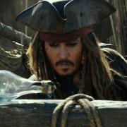Johnny Depp - galeria zdjęć - Zdjęcie nr. 3 z filmu: Piraci z Karaibów: Zemsta Salazara