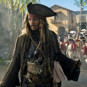 Johnny Depp - galeria zdjęć - Zdjęcie nr. 11 z filmu: Piraci z Karaibów: Zemsta Salazara