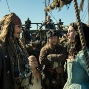 Johnny Depp - galeria zdjęć - Zdjęcie nr. 18 z filmu: Piraci z Karaibów: Zemsta Salazara