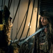 Johnny Depp - galeria zdjęć - Zdjęcie nr. 14 z filmu: Piraci z Karaibów: Zemsta Salazara