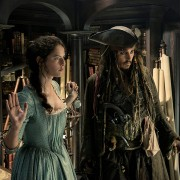 Johnny Depp - galeria zdjęć - Zdjęcie nr. 13 z filmu: Piraci z Karaibów: Zemsta Salazara