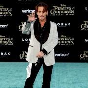 Johnny Depp - galeria zdjęć - Zdjęcie nr. 2 z filmu: Piraci z Karaibów: Zemsta Salazara