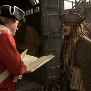 Johnny Depp - galeria zdjęć - Zdjęcie nr. 9 z filmu: Piraci z Karaibów: Zemsta Salazara