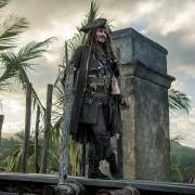 Johnny Depp - galeria zdjęć - Zdjęcie nr. 6 z filmu: Piraci z Karaibów: Zemsta Salazara