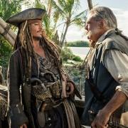 Johnny Depp - galeria zdjęć - Zdjęcie nr. 12 z filmu: Piraci z Karaibów: Zemsta Salazara