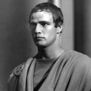 Marlon Brando - galeria zdjęć - Zdjęcie nr. 9 z filmu: Juliusz Cezar