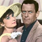 Audrey Hepburn - galeria zdjęć - Zdjęcie nr. 2 z filmu: Kiedy Paryż wrze