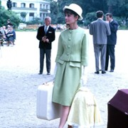 Audrey Hepburn - galeria zdjęć - Zdjęcie nr. 14 z filmu: Kiedy Paryż wrze