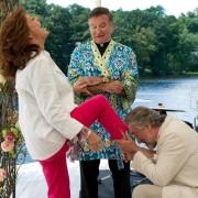 Robert De Niro - galeria zdjęć - Zdjęcie nr. 16 z filmu: Wielkie wesele
