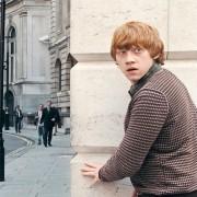 Rupert Grint - galeria zdjęć - Zdjęcie nr. 4 z filmu: Harry Potter i Insygnia Śmierci: Część I