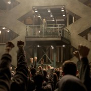 Julianne Moore - galeria zdjęć - Zdjęcie nr. 6 z filmu: Igrzyska śmierci: Kosogłos. Część 1