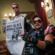 Matthew Goode - galeria zdjęć - Zdjęcie nr. 9 z filmu: Watchmen. Strażnicy