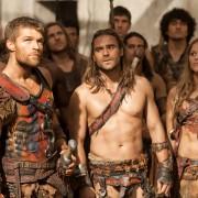 Dustin Clare - galeria zdjęć - Zdjęcie nr. 4 z filmu: Spartakus: Wojna potępionych
