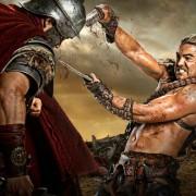 Dustin Clare - galeria zdjęć - Zdjęcie nr. 12 z filmu: Spartakus: Wojna potępionych