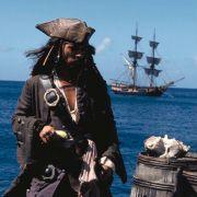 Johnny Depp - galeria zdjęć - Zdjęcie nr. 9 z filmu: Piraci z Karaibów: Klątwa Czarnej Perły