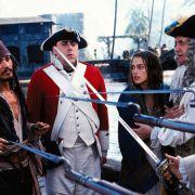 Johnny Depp - galeria zdjęć - Zdjęcie nr. 26 z filmu: Piraci z Karaibów: Klątwa Czarnej Perły