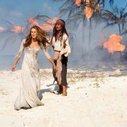 Johnny Depp - galeria zdjęć - Zdjęcie nr. 21 z filmu: Piraci z Karaibów: Klątwa Czarnej Perły