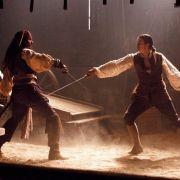 Johnny Depp - galeria zdjęć - Zdjęcie nr. 19 z filmu: Piraci z Karaibów: Klątwa Czarnej Perły