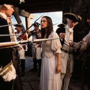 Johnny Depp - galeria zdjęć - Zdjęcie nr. 25 z filmu: Piraci z Karaibów: Klątwa Czarnej Perły