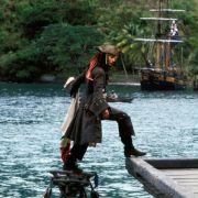 Johnny Depp - galeria zdjęć - Zdjęcie nr. 6 z filmu: Piraci z Karaibów: Klątwa Czarnej Perły