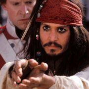 Johnny Depp - galeria zdjęć - Zdjęcie nr. 18 z filmu: Piraci z Karaibów: Klątwa Czarnej Perły