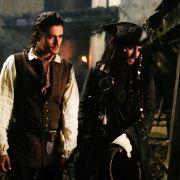Johnny Depp - galeria zdjęć - Zdjęcie nr. 17 z filmu: Piraci z Karaibów: Klątwa Czarnej Perły