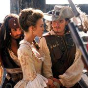 Johnny Depp - galeria zdjęć - Zdjęcie nr. 24 z filmu: Piraci z Karaibów: Klątwa Czarnej Perły