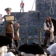 Johnny Depp - galeria zdjęć - Zdjęcie nr. 5 z filmu: Piraci z Karaibów: Klątwa Czarnej Perły