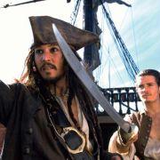 Johnny Depp - galeria zdjęć - Zdjęcie nr. 15 z filmu: Piraci z Karaibów: Klątwa Czarnej Perły