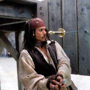 Johnny Depp - galeria zdjęć - Zdjęcie nr. 4 z filmu: Piraci z Karaibów: Klątwa Czarnej Perły