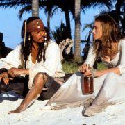 Johnny Depp - galeria zdjęć - Zdjęcie nr. 12 z filmu: Piraci z Karaibów: Klątwa Czarnej Perły