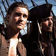Johnny Depp - galeria zdjęć - Zdjęcie nr. 11 z filmu: Piraci z Karaibów: Klątwa Czarnej Perły