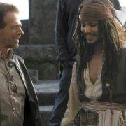 Johnny Depp - galeria zdjęć - Zdjęcie nr. 10 z filmu: Piraci z Karaibów: Klątwa Czarnej Perły
