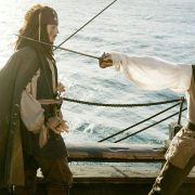 Johnny Depp - galeria zdjęć - Zdjęcie nr. 16 z filmu: Piraci z Karaibów: Skrzynia umarlaka