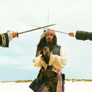 Johnny Depp - galeria zdjęć - Zdjęcie nr. 9 z filmu: Piraci z Karaibów: Skrzynia umarlaka