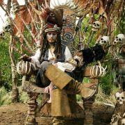 Johnny Depp - galeria zdjęć - Zdjęcie nr. 8 z filmu: Piraci z Karaibów: Skrzynia umarlaka