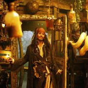 Johnny Depp - galeria zdjęć - Zdjęcie nr. 7 z filmu: Piraci z Karaibów: Skrzynia umarlaka