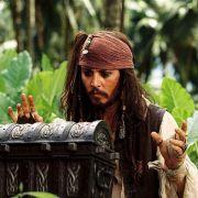 Johnny Depp - galeria zdjęć - Zdjęcie nr. 10 z filmu: Piraci z Karaibów: Skrzynia umarlaka