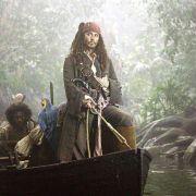 Johnny Depp - galeria zdjęć - Zdjęcie nr. 6 z filmu: Piraci z Karaibów: Skrzynia umarlaka
