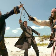 Johnny Depp - galeria zdjęć - Zdjęcie nr. 20 z filmu: Piraci z Karaibów: Skrzynia umarlaka