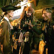 Johnny Depp - galeria zdjęć - Zdjęcie nr. 19 z filmu: Piraci z Karaibów: Skrzynia umarlaka