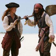 Johnny Depp - galeria zdjęć - Zdjęcie nr. 14 z filmu: Piraci z Karaibów: Skrzynia umarlaka
