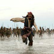 Johnny Depp - galeria zdjęć - Zdjęcie nr. 4 z filmu: Piraci z Karaibów: Skrzynia umarlaka