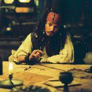 Johnny Depp - galeria zdjęć - Zdjęcie nr. 3 z filmu: Piraci z Karaibów: Skrzynia umarlaka