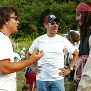 Johnny Depp - galeria zdjęć - Zdjęcie nr. 18 z filmu: Piraci z Karaibów: Skrzynia umarlaka