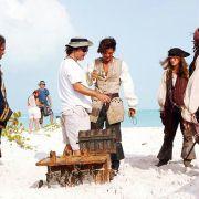 Johnny Depp - galeria zdjęć - Zdjęcie nr. 21 z filmu: Piraci z Karaibów: Skrzynia umarlaka