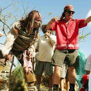 Johnny Depp - galeria zdjęć - Zdjęcie nr. 11 z filmu: Piraci z Karaibów: Skrzynia umarlaka
